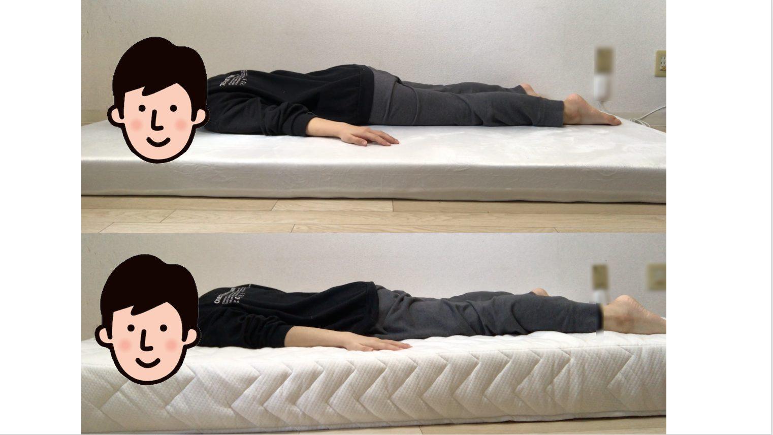 【大人~子供対応】うつ伏せ寝に合うマットレスの選び方と注意点(いびき防止)